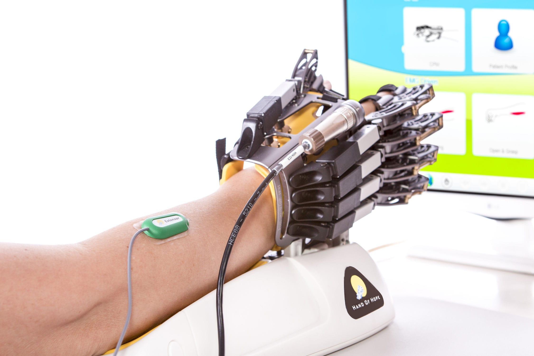 بازوی soft robotic