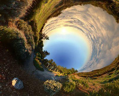 آموزش ساخت یک تصویر پانوراما در فتوشاپ