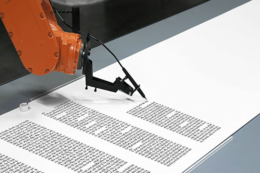 رباتهای پیش برنامه نویسی شده