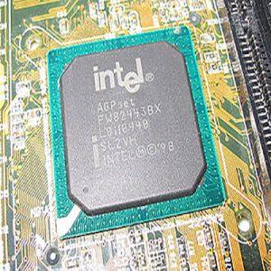 تولیدات Intel