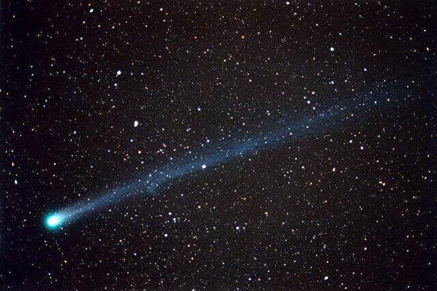 ستارههای دنبالهدار