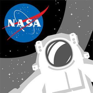 ناسا در فضا