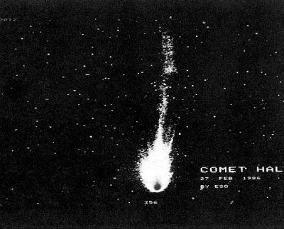 ستاره دنبالهدار halley