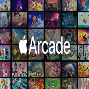 انواع بازی جدید در اپل آرکید