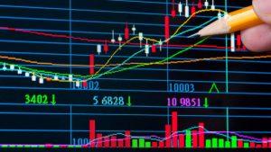 انجام تحلیل تکنیکال از روی نوسانات قیمتی سهام