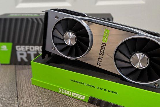 کارت گرافیک Nvidia GeForce RTX 2080 Super