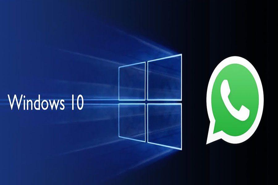 دانلود whatsapp برای ویندوز 10