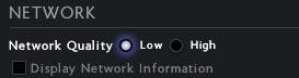 تغییر تنظیمات شبکه