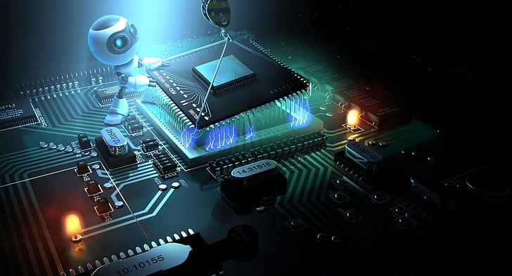 افزایش توانایی CPU با اورکلاک کردن آن