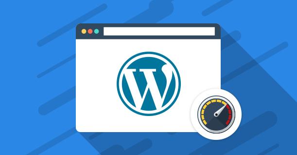سرعت بالای وب سایت وردپرسی