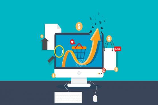 افزایش فروش اینترنتی